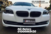 BMW 525 car for rent
