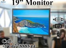 19 inch Led Monitor