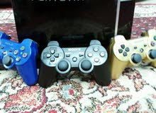 ps3 excellent condition with 9cds,4 controllers