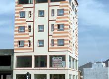شقة كبيرة 5 الى 6 غرف