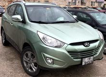 For sale 2010 Green Tucson