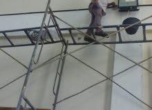 فنى كهرباء تاسيس وتشطيب محلات منازل وصيانه كامله