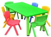 للبيع طاولة اطفال