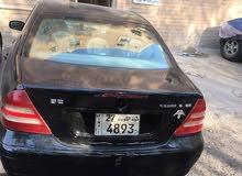 مرسيدس 2001 للبيع