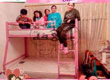 سرير حديد 2 دور