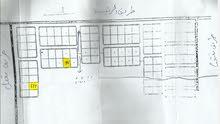 قطعة أرض 500 متر للبيع