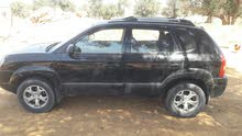 Black Hyundai Tucson 2008 for sale