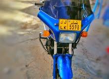 Honda motorbike made in 2002