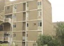 عمارات زيونة الطابق  الخامس  شقة ديلوكس مؤثثة  3 غرف نوم  وصاله