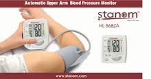 جهازستانوم لقياس الضغط بواسطة الذراع الأمريكي .