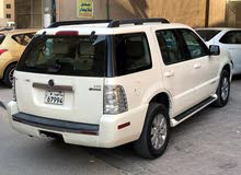 Gasoline Fuel/Power   Mercury Mountaineer 2008