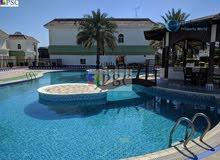 4 BR semi furnished villa for rent - prime location