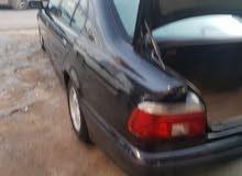 BMW 525 2000 For sale - Black color