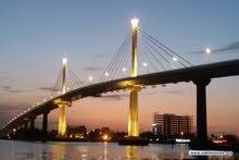 قطعه ارض 200 م قريبه جدا عن الجسر الجديد