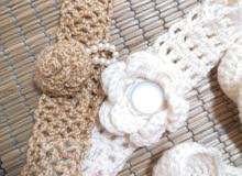Handmade Crochet Headbands for Babies