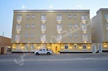 للبيع شقة في عكاظ 5 غرف مساحة 192م