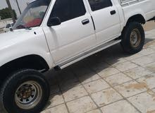 Gasoline Fuel/Power   Toyota Hilux 1992