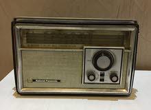 راديو قديم حجم كبير