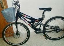 دراجه هوائيه. شبه جديده للبيع