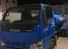 Blue Isuzu NKR 2008 for sale