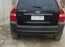 Available for sale! 1 - 9,999 km mileage Kia Sportage 2007