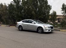 Silver Kia Cadenza 2013 for sale