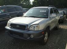 Hyundai Santa Fe made in 2003 for sale