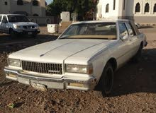 Chevrolet Caprice Classic 1990 For sale - White color