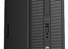 جهاز للرندار والجرافيك وللجميز / HP ELITEDESK 800 G1 TOWER,CORE I5