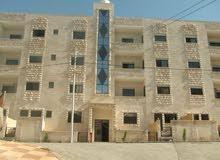 شقة للبيع طابق_ أرضي مساحة 125 متر +تراس 30 متر _ في ضاحية الحاج حسن ( منطقة مخدومة )