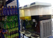 ماكينة عصير ثلاث مشارب lsp18*3