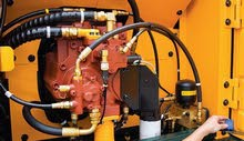 صيانة جميع انواع دوائر الهيدروليك