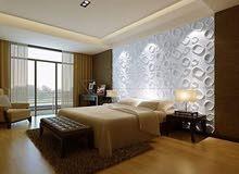 ديكور 3d للجدران الفخامة2020