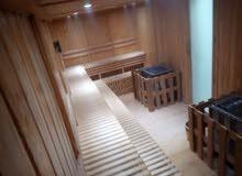 اسعار غرف الساونا الخشبيه