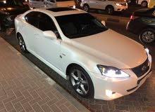 Lexus Is-250 F 2008 VGC