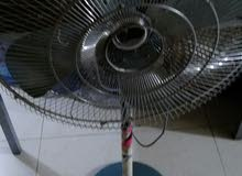 fan used