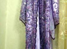 ثوب تطريز يدوي للبيع ثوب جمع بين القفطان المغربي والزي الشعبي شك خرز يدوي
