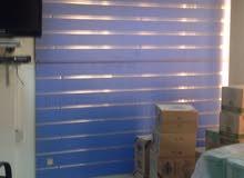 مكتب للايجار 500 مكيفات وسقف معلق