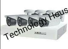 #كاميرات مراقبة داخلية وخارجية