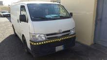 Toyota hiace 2013 panel van. Disel Good engine and gear box. Good AC