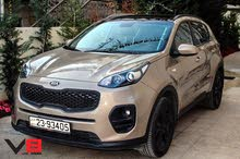 2017 Used Sportage with Automatic transmission is available for sale