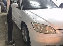 Used condition Honda Civic 2005 with  km mileage