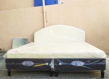 Large Double Bed Diwan with Medical Mattress 14 Thickness
