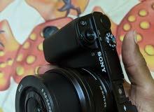 كاميرا سونيa6000