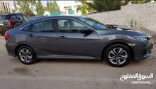 Automatic Honda 2018 for rent - Amman