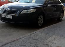 Toyota Camry 2009 For sale - Black color
