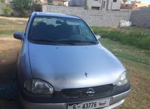 Opel Corsa in Al-Khums