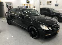 Used condition Mercedes Benz E 350 2013 with 0 km mileage