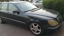 Mercedes Benz S 320 2001 For sale - Green color