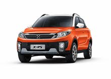 All-new BAIC X35 1.5Litre 2WD Crossover NEW CAR available at RO 66 for 6 years installment